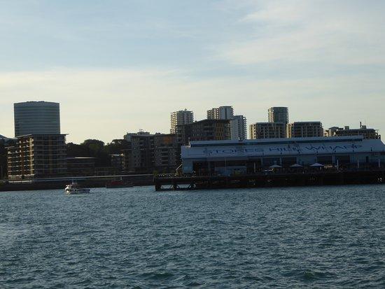 Stokes Hill Wharf: Wharf