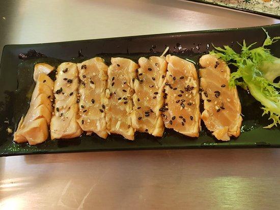 Ristorante Wandi: Salmone
