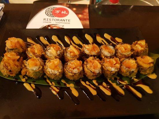 Ristorante Wandi: Sushi