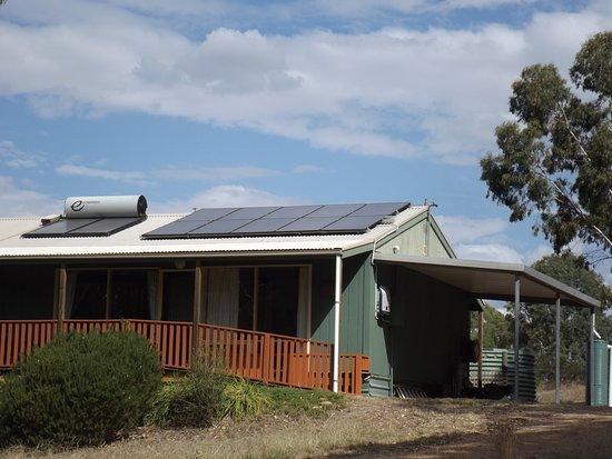 Wirrabara, Australia: Ruby Cottage