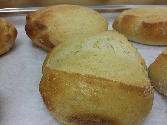 Zio Stefano Cucina Casalinga e Pizza: Pane fatto in casa