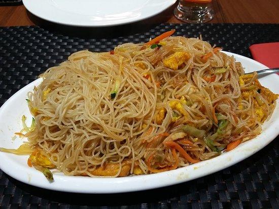 Zio Stefano Cucina Casalinga e Pizza: Spaghetti di riso Cinesi