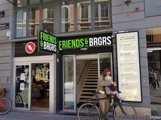 Friends & Brgrs Copenhagen照片