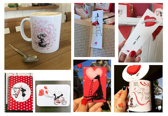 Ants & Love: Productos varios.