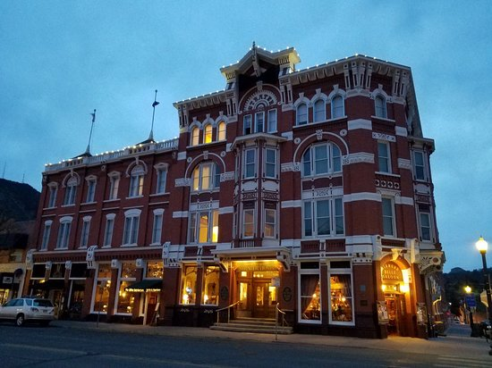 Bilde fra Strater Hotel
