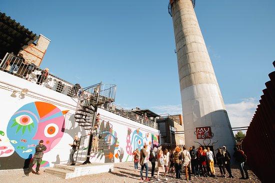 Street Art Museum : Gio Pistone