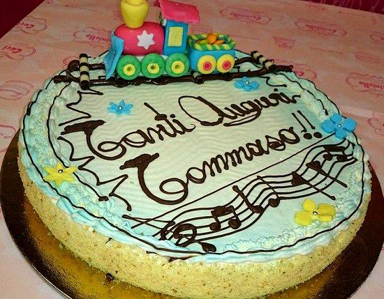 Pasticceria Artigianale Cuciniello & Figlio: torta