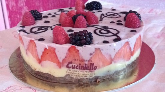Pasticceria Artigianale Cuciniello & Figlio: semifreddo