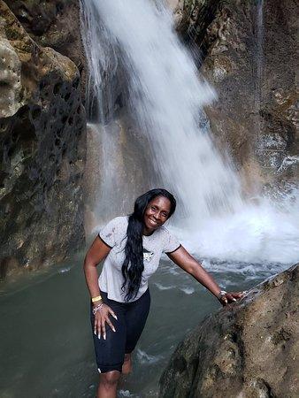 Cane River Falls Image