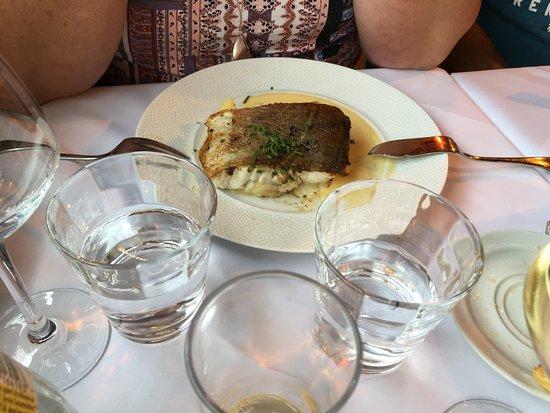 Le Cafe de Saint Malo: Bass