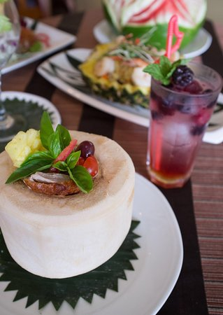 Thai Aroma Restaurant: SP8 Hawaii Duck