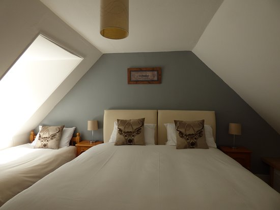 Stromeferry, UK: bedroom 8