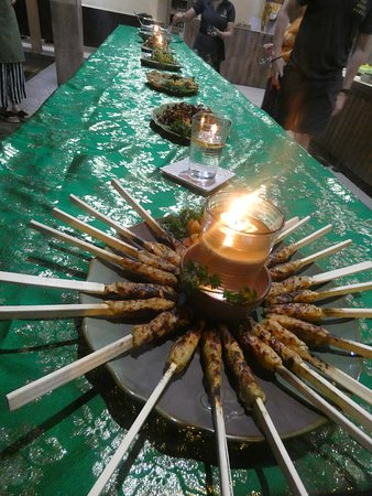 Paon Bali Cooking Class : Sate lillet - just yummy