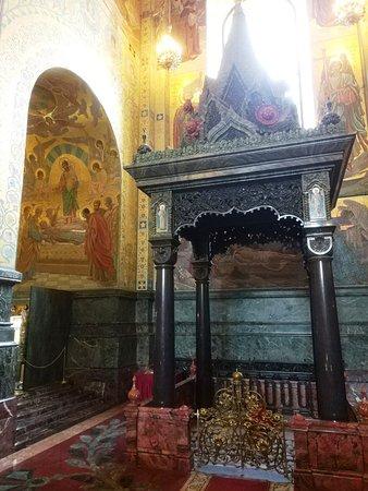 Savior on the Spilled Blood: храм