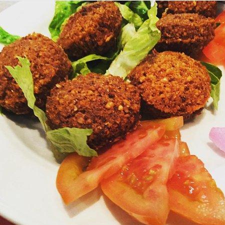 Hommus Snack Libanese: FALAFEL (POLPETTE DI FAVE BIANCHE E CECCI)