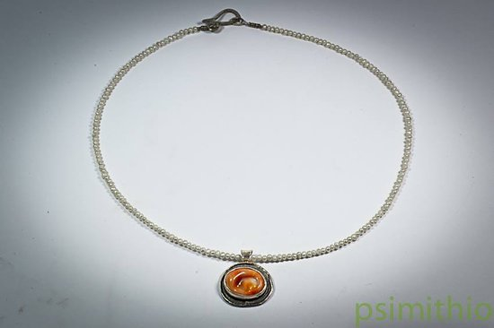 Psimithio: necklace