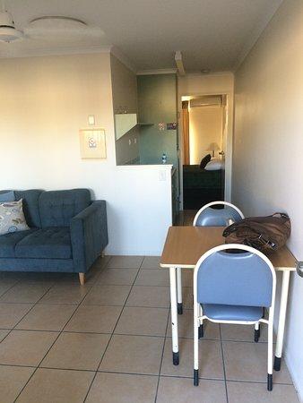 Port Denison Motor Inn : Inside was nice and clean