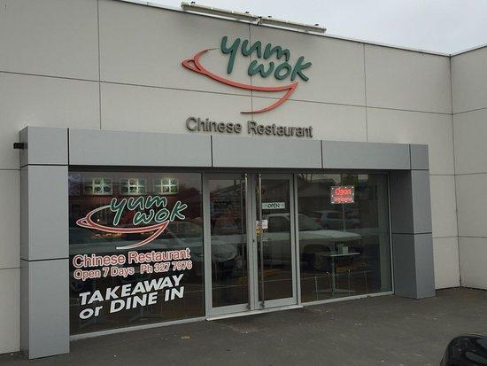 Yumwok Chinese Restaurant