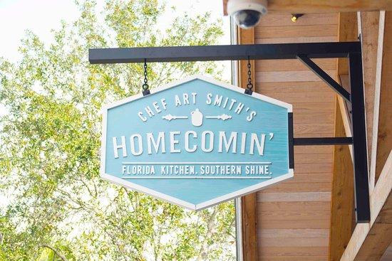 Chef Art Smith's Homecomin' : Best restaurant in Disney Springs!
