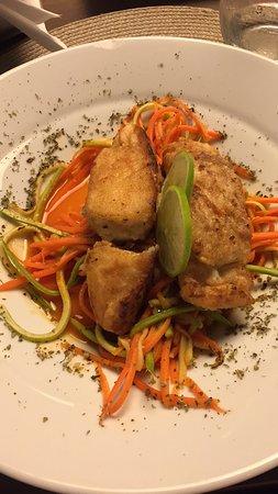 Restaurante Tamarindo: Peixe Cítrico