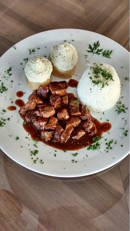 Restaurante Tamarindo: Executivo Filé Sapucaia