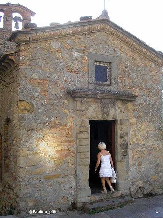 Fonte e porta san Felice : oratorio
