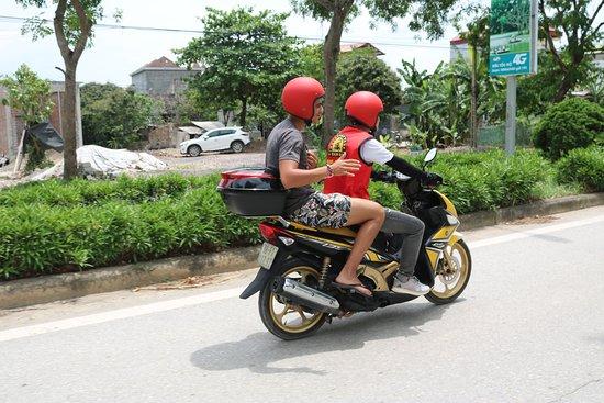 Motorbike Tours Hanoi: ninh binh easy riders