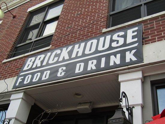 Brickhouse Food & Drink: Sign