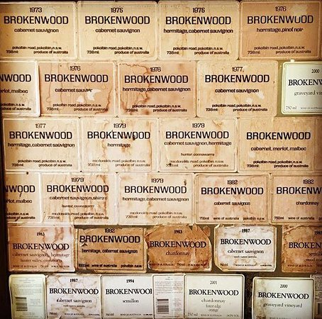 Hunter Valley Tours for Two : Brokenwood Wines