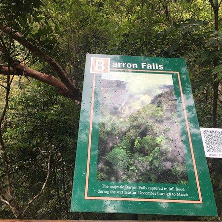 Barron Falls – fotografija