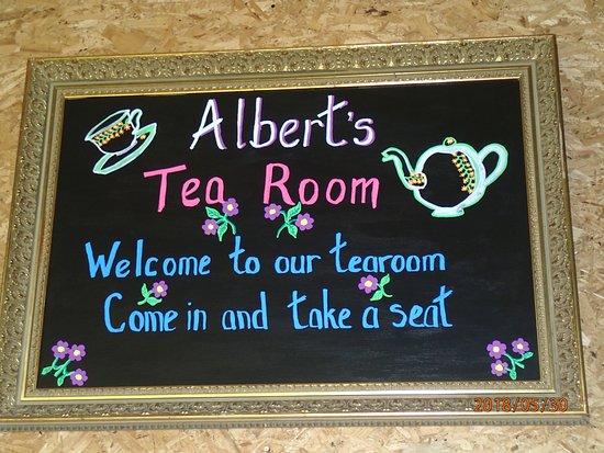 Alberts Cafe & Tea Room照片