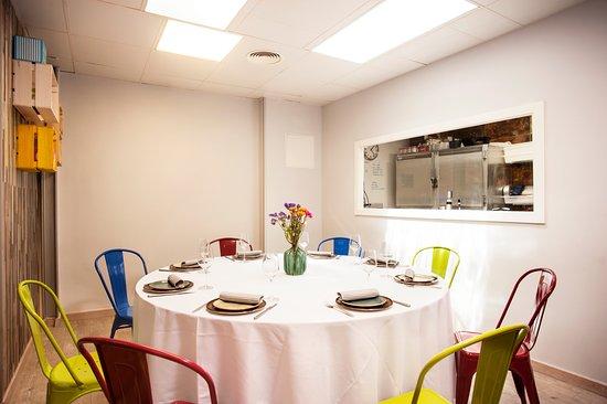 Taberna El Callejon: Reservado para comidas o cenas privadas