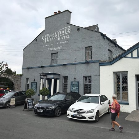 The Silverdale Hotel Restaurant Photo