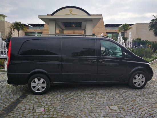 SunShuttles: Private & Luxury Mercedes V class