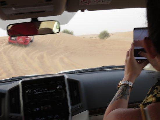 Dubai Safaris Tour: Dune bashing