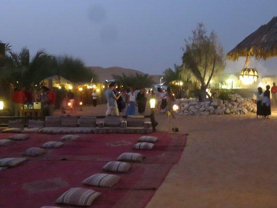 Dubai Safaris Tour: Oasis Camp