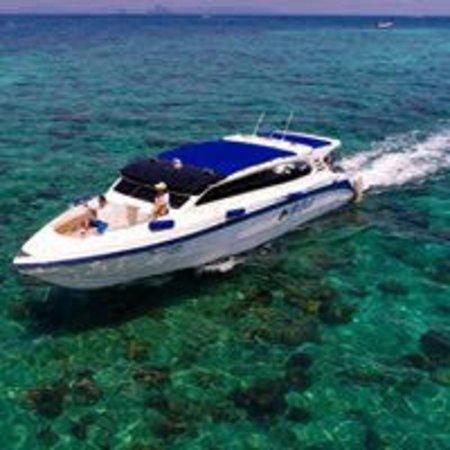 Phuket Travel Shop Speedboat Tour