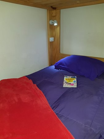 Chile Lindo Hostel: CAMA