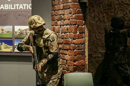 Army Museum Foto