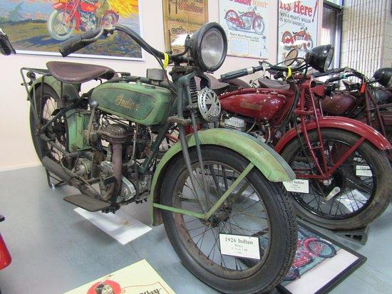 Motorcyclepedia Museum照片