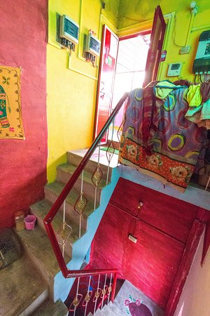 Somit Paying Guest House: Deluxe room with air condition with private bathroom