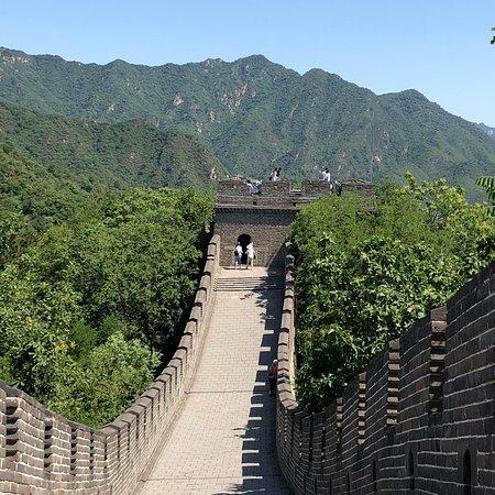 Foto Tembok Besar di Mutianyu