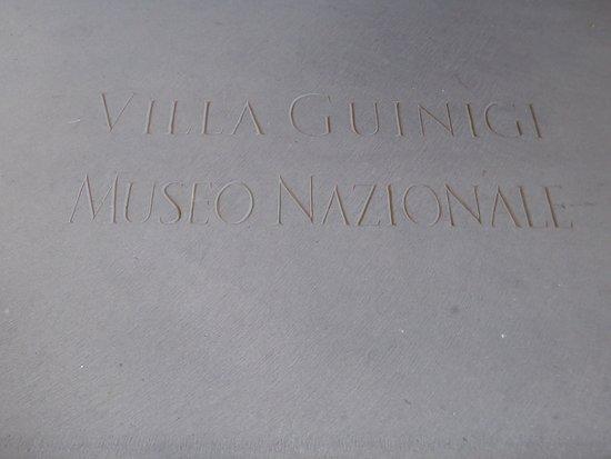 Museo Nazionale di Villa Guinigi : Cartoline da Lucca, Italia