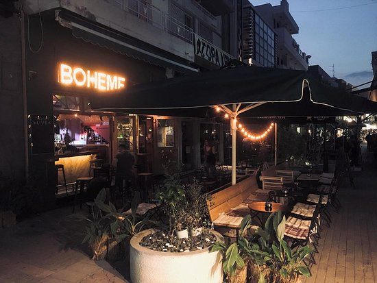 Boheme Bar, Tapas & Cafe