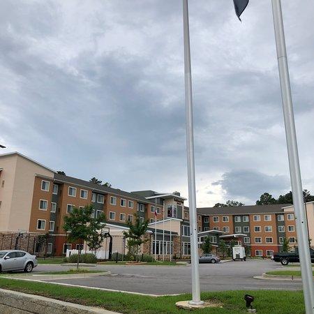 Residence Inn Augusta: Nice