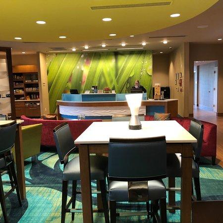 SpringHill Suites Augusta: Nice