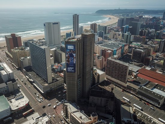 Seaboard Hotel & Holiday Apartments : Arial View 1