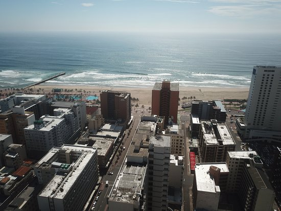 Seaboard Hotel & Holiday Apartments : Arial View 2