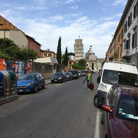 Leaning Tower of Pisa ภาพถ่าย