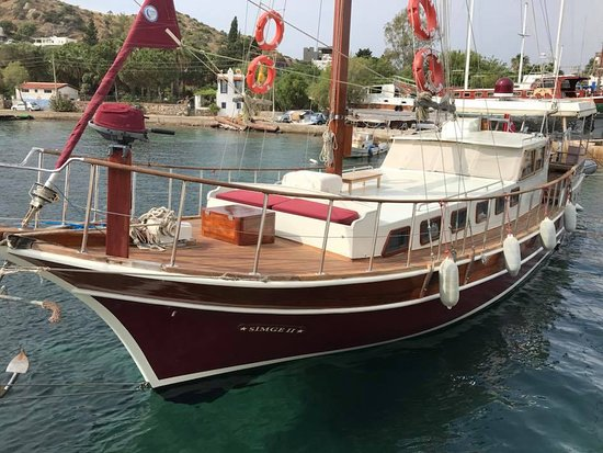 Yalikavak, Turquía: Simge Yachting Yalıkavak